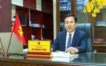 Chủ tịch huyện có vợ bị khởi tố liên quan vụ 'Đường Nhuệ', làm phó giám đốc sở