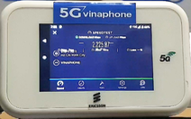 VNPT thử nghiệm thành công 5G, tốc độ 2,2 Gbps