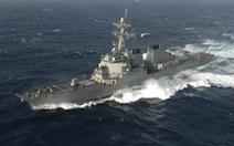 Mỹ thách thức Trung Quốc ở eo biển Đài Loan