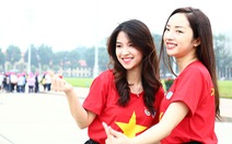 'Nụ hồng' Việt ở Johns Hopkins