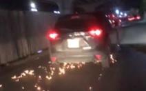 Tài xế xe Mazda CX5 gây tai nạn rồi bỏ chạy có cồn trong máu