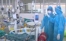 Dịch COVID-19: 3 ca bệnh nặng diễn biến lâm sàng có cải thiện