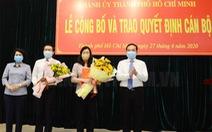 TP.HCM: Phó bí thư quận Bình Thạnh giữ chức bí thư quận 9