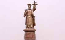 'Nên đặt trước công đường cái trống hơn là tượng vua Lý'
