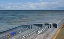 Đan Mạch xây dựng đường hầm vượt biển dài nhất thế giới