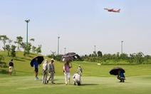 Không được xây sân golf trên đất quốc phòng, an ninh