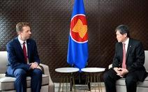 EU muốn tăng hiện diện ở Biển Đông