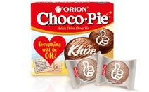 Orion vẽ thông điệp 'khỏe' lên bánh Choco.Pie