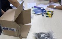 18kg ma túy giấu trong kiện hàng chuyển phát nhanh từ châu Âu về Việt Nam