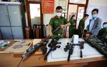 Đà Lạt thu giữ hàng loạt súng hơi hạng nặng