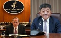 Đài Loan cảm ơn Mỹ đã ủng hộ gia nhập WHO bất chấp phản đối của Trung Quốc