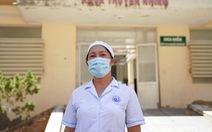 Mẹ mất, nữ điều dưỡng đau đớn nhưng chọn ở lại bệnh viện chống dịch
