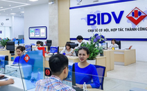 BIDV tiếp tục giảm 2%/năm lãi suất hỗ trợ doanh nghiệp khó khăn do COVID-19