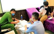 Cơ sở massage 'kích dục' ở Đồng Nai vẫn hoạt động bất chấp lệnh cấm