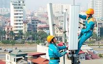 Bốn nhà mạng thỏa thuận dùng chung hạ tầng viễn thông