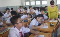 TPHCM: giãn cách học sinh từ 1,5m xuống còn 1m