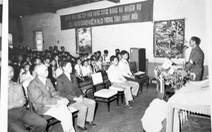 Những thầy giáo cầm bút vào chiến trường - Kỳ cuối: Không sợ bom đạn, chỉ sợ... học toán