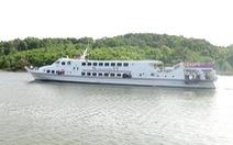 Cảng Vịnh Đầm: cầu nối Phú Quốc - Nam Du