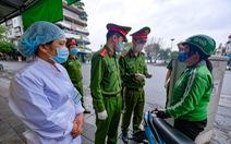 Hà Nội nói có đủ căn cứ xử phạt người dân ra đường không có lý do cần thiết