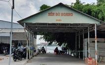 Nhiều bến đò ở Cần Thơ dừng hoạt động, gần 1.000 công nhân ảnh hưởng