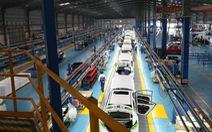 Thêm hãng xe tạm dừng sản xuất, đại lý bán ôtô... online