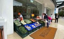 Mở thêm các cửa hàng dã chiến cung ứng thực phẩm cho dân