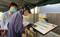 Kiôt 'khai báo y tế' giúp truy tìm dấu vết người nghi nhiễm COVID-19 trong bệnh viện