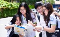 Đề tham khảo thi THPT Quốc gia 2020: giáo viên, học sinh nói 'dễ thở'