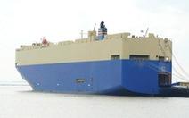 Hải Phòng chuẩn bị khử khuẩn tàu chở 2.000 ôtô có thuyền trưởng đột tử