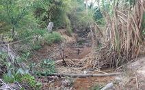 Hạn mặn sông Vàm Cỏ, bán đảo Cà Mau ở mức cao vào giữa tháng 4