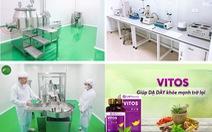 Vitos giảm nguy cơ biến chứng bệnh đau dạ dày