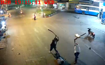 Bắt hai nghi phạm chém người dã man tại cây xăng