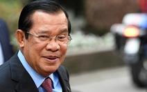 Ông Hun Sen: khả năng Campuchia tuyên bố tình trạng khẩn cấp chỉ 0,1%