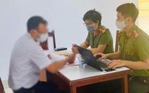 Bị xử lý vì xuyên tạc thông tin về 2 công an Đà Nẵng hi sinh