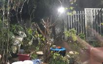 Bình Phước đón trận mưa xối xả hơn 2 giờ