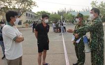 Đà Nẵng chưa thu phí cách ly người đến từ Hà Nội và TP.HCM