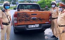 Tạm giữ 10.000 khẩu trang 'ma' ở cửa ngõ sân bay Tân Sơn Nhất