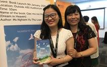 Cô sinh viên khiếm thị và 'Giấc mơ nơi thiên đường'
