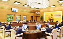 Ủy ban Thường vụ Quốc hội họp bất thường xem xét gói 62.000 tỉ hỗ trợ 20 triệu người