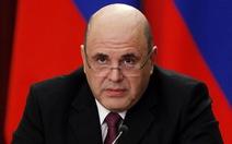 Thủ tướng Nga mắc COVID-19