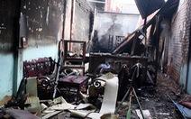 Cụ ông 76 tuổi kịp thời thoát khỏi căn nhà bị lửa bao trùm
