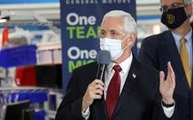 Phó tổng thống Mỹ Mike Pence bác tin tự cách ly sau tiếp xúc gần với người nhiễm COVID-19