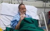 Việt Nam 0 ca COVID-19 mới, bệnh nhân 19 hồi phục tốt, vẫy tay chào từ phòng bệnh