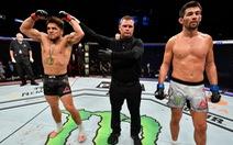 Thua trận, võ sĩ MMA tố cáo trọng tài có mùi... rượu và thuốc lá