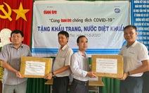 'Cùng Tuổi Trẻ chống dịch COVID-19' đến với trường ven Cần Thơ