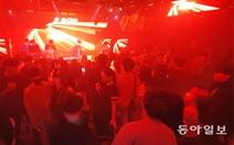 Ổ dịch mới ở Hàn Quốc: Quán bar quản lý lỏng lẻo, khách thờ ơ quy định
