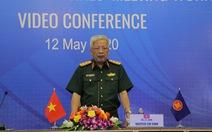Đẩy mạnh hợp tác quốc phòng ASEAN trong bối cảnh dịch COVID-19