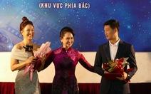 Cát Phượng, Hồng Diễm - hai nữ diễn viên chính xuất sắc nhận giải Cánh diều 2020
