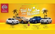 Chương trình ưu đãi dành cho khách hàng mua xe Nissan trong tháng 5-2020