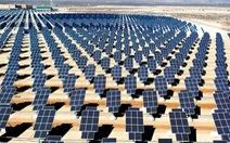 Mỹ thông qua dự án năng lượng Mặt Trời khổng lồ tại Nevada
